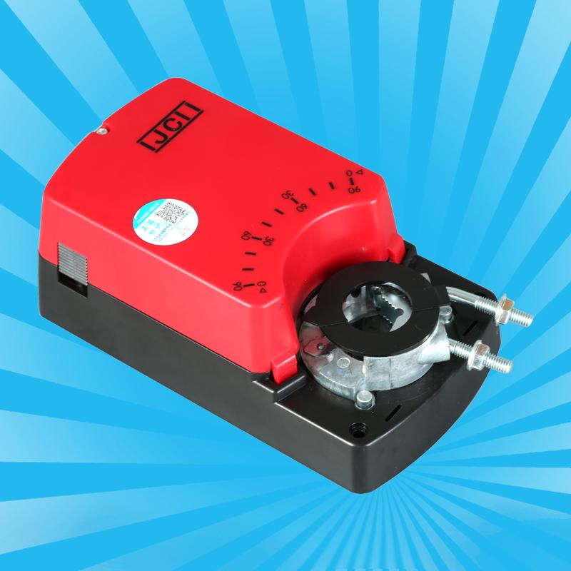 手电动一体机械限位风阀执行器